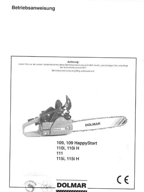 Sachs Motor Betriebsanleitung by Motors 228 Ge Sachs Dolmar Betriebsanleitung