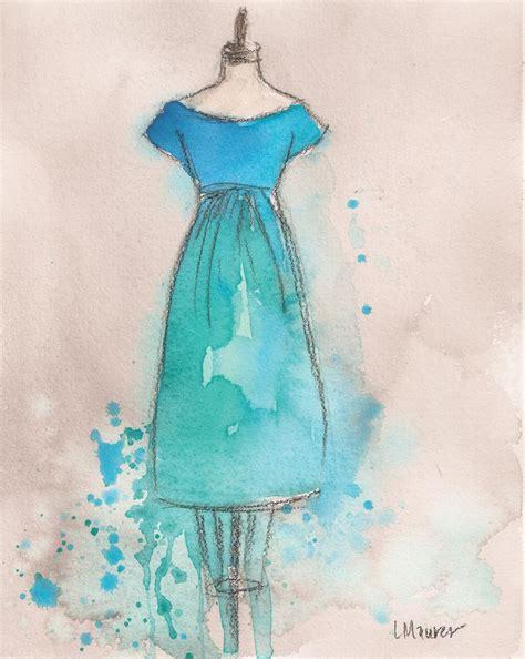 Dress Aquamarine teal cyan aquamarine cerulean turquoise cobalt
