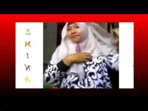 tutorial hijab paris ciput topi tutorial jilbab paris segi empat untuk wajah bulat dengan