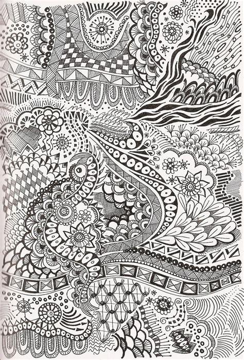 tangle  zentangle beautiful book covers  doodles