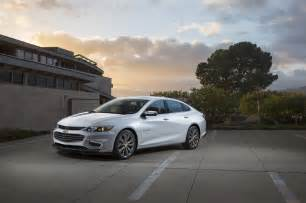 2016 chevrolet malibu hybrid debuts in nyc gm authority