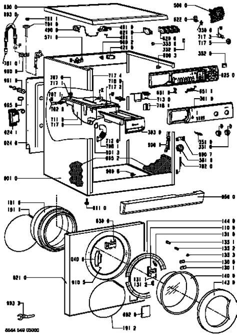 Ersatzteile Waschmaschine Miele 2635 by Ersatzteile Waschmaschine Miele Miele Waschmaschine