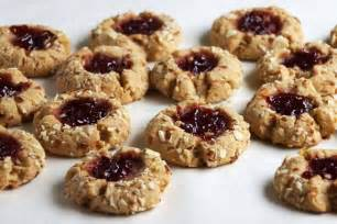 thumbprint cookies recipe dishmaps