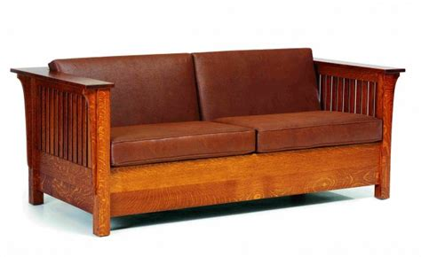 mission style sofa mission style sofa bed amish originals amish furniture