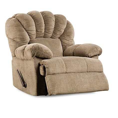 stratolounger recliner stratolounger 174 dynasty camel recliner big lots