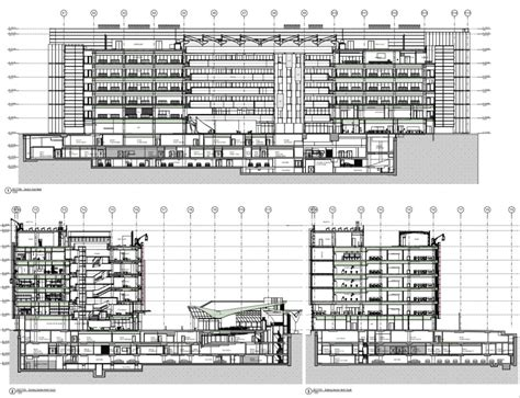 section archicad archicad bim case studies gt charles perkins centre fjmt