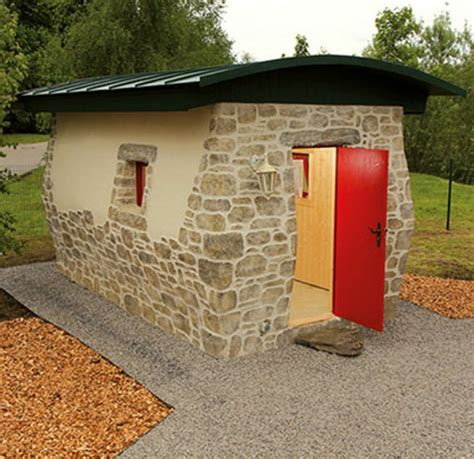Gartenhaus Aus Stein Selber Bauen by Gartenhaus Schwedenstil Ultramodern Und Bequem