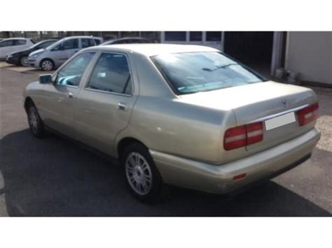 sold lancia kappa 2 0 20v impiant used cars for sale