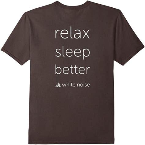 T Shirt White Noise shop tmsoft