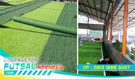 Karpet Lantai Sintetis harga karpet futsal per meter ukuran 16m x 26m