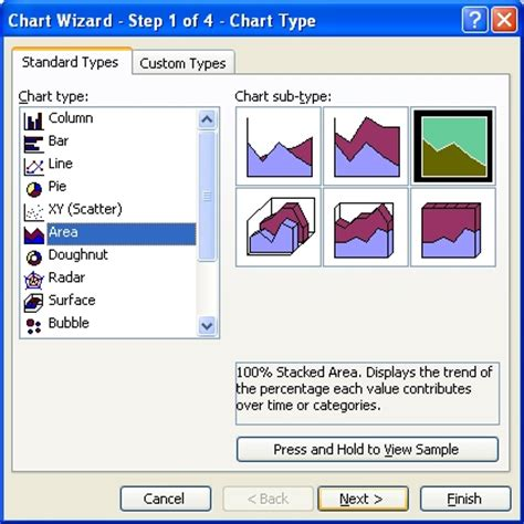 excel 2010 chart wizard tutorial how to add chart wizard in excel 2007 choosing the right