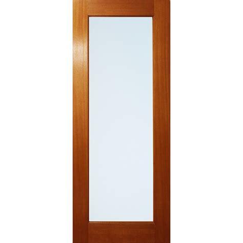 Opaque Glass Door Woodcraft Doors 2040 X 820 X 35mm One Lite Frosted Laminated Glass Door