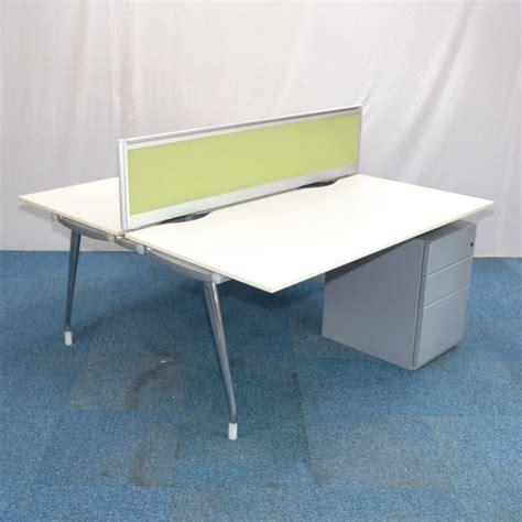 herman miller abak 1600 bench desks