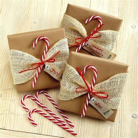 25 festive christmas gift wrapping ideas