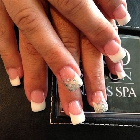 brio nails 1000 images about lcn gel french nails on pinterest