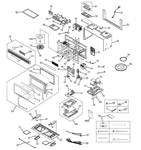 ge spacemaker microwave parts diagram my ge spacemaker microwave is blinking going on by itself so