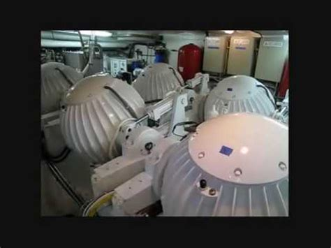 gyro stabilizer for boats seakeeper gyros 2010 youtube