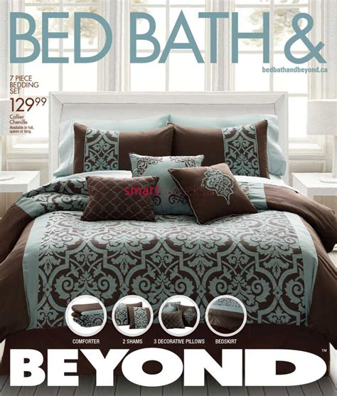 bed bath and be bed bath beyond september catalog