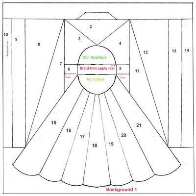 kimono yukata pattern kimono pattern applique templates for fabric paper