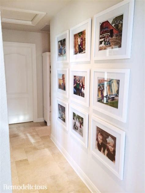 hanging family photos ideas for hanging family pictures embrace the mess