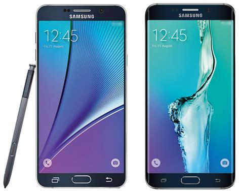 Samsung S6 Dan Note 5 Possible Galaxy Note 5 And S6 Edge Press Renders Leak