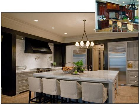 kitchen remodels before and after photos country home