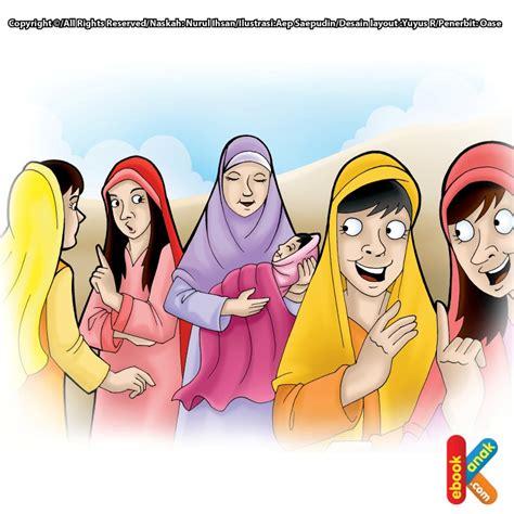 Bayi Maryam Bayi Maryam Yang Pandai Bicara Ebook Anak