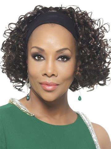african american wigs with headbands attached hb 1970 synthetic headband wig by vivica fox wowwigs com