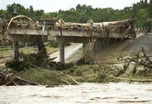 Tx Flood Oklahoma And Flood Photos Show True Scale Of