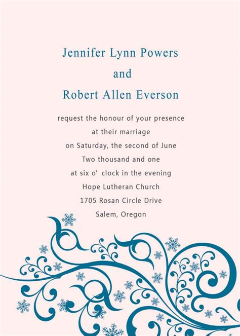free templates for wedding invitations to print free printable wedding invitations wedding invitation