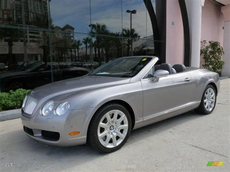 2007 bentley gtc 2007 bentley continental gtc pictures information and