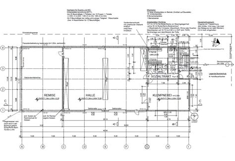 Inhouse neubau lagerhalle mit werkstatt remise b 252 ro amp schulungsraum