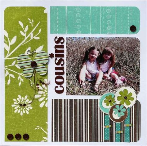 scrapbook layout cousins layout cousins http pinterest com source scrapbook com