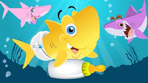 baby shark youtube dance cute baby shark cartoon
