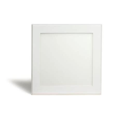pixi led flat light pixi beveled 1 ft x 1 ft white 90 130 volt edge lit led