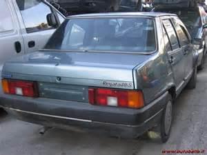 Fiat Regata 70 Vendo Fiat Regata 70 1 3 Bz 1987 Ricambi 233599 Ricambi