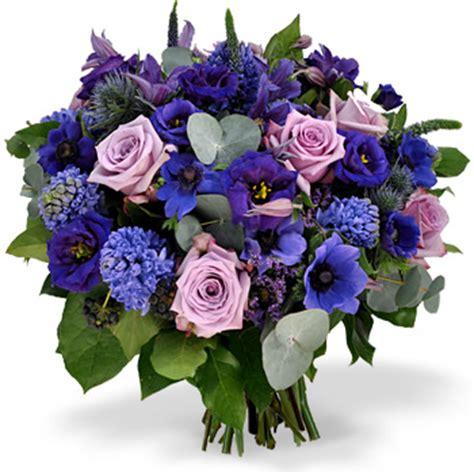afbeeldingen verjaardag bos bloemen magisch blauw boeket 187 bosbloemenbezorgen nl