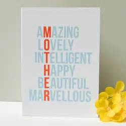 Cute Mothers Day Cards Running With A Glue Gun Special Sunday Etsy Picks