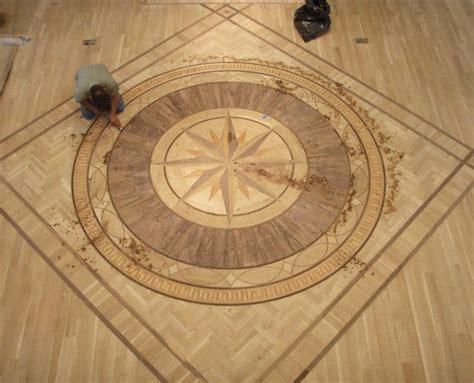 Medallion Wood Floors by Harwood Floor Medallions Wood Floor Medallions