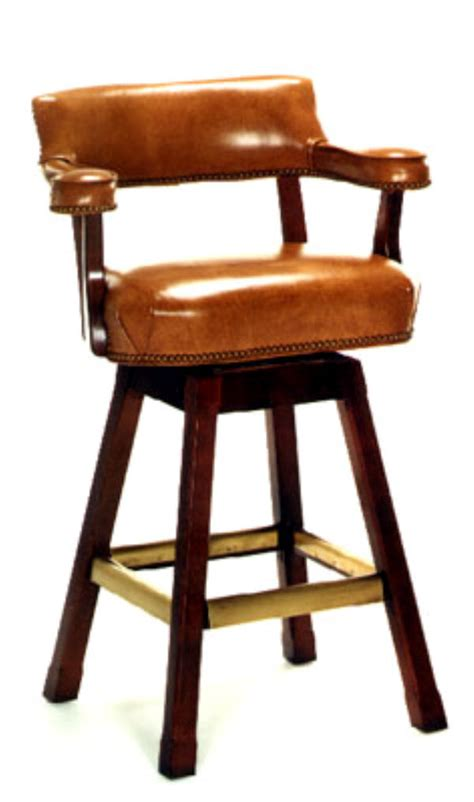 leather counter stools made in usa leather bar stools cheers leather swivel bar stool