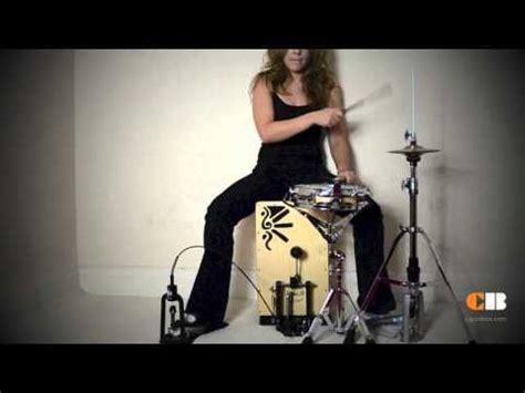 hang drum tutorial youtube cajon pedal cajon drum kit youtube cajon pinterest