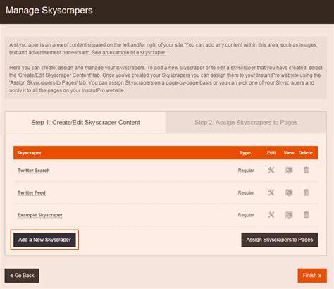 website tutorial google sites add google adsense to your website with instantpro website