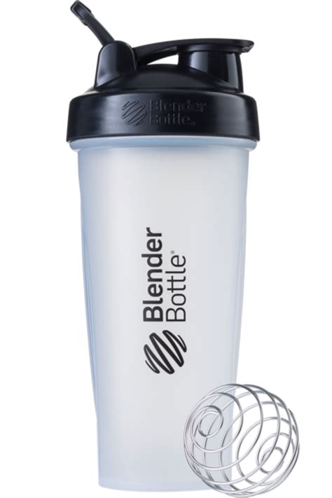 BlenderBottle® Classic? Shaker Cup   Mix Proteins, Powders