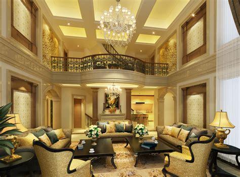 luxurious modern living room interior 3d model 3d model chair luxury living room cgtrader