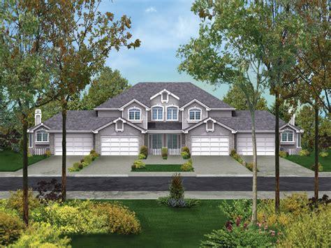 fourplex house plans forest hill fourplex home plan 007d 0023 house plans and