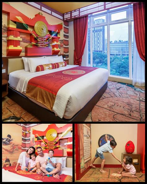 ninja themed bedroom nine ninjago themed rooms launched at legoland malaysia