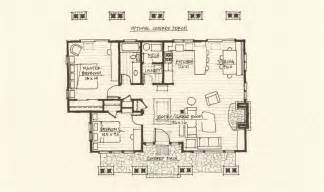 Cabin Layout Plans Cabin Plan Mountain Architects Hendricks Architecture Idaho