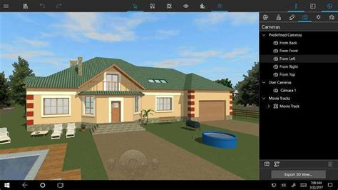 redesign your home live home 3d for windows 10 lets you redesign your home