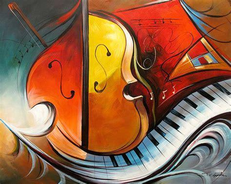 imagenes abstractas de instrumentos musicales abstractos musicales imagui