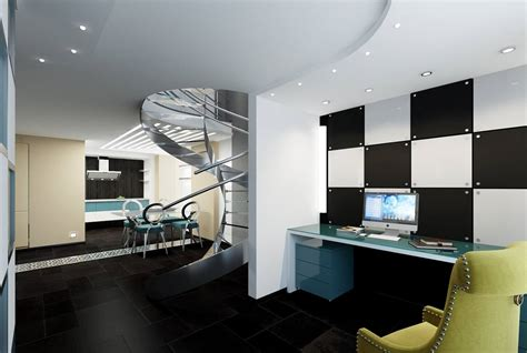 High Tech Style Interior Design by High Tech Style Interior Design Ideas